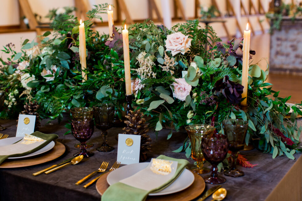 The-Prettiest-Pieces-Fall-Wedding-Winmock-North-Carolina-14