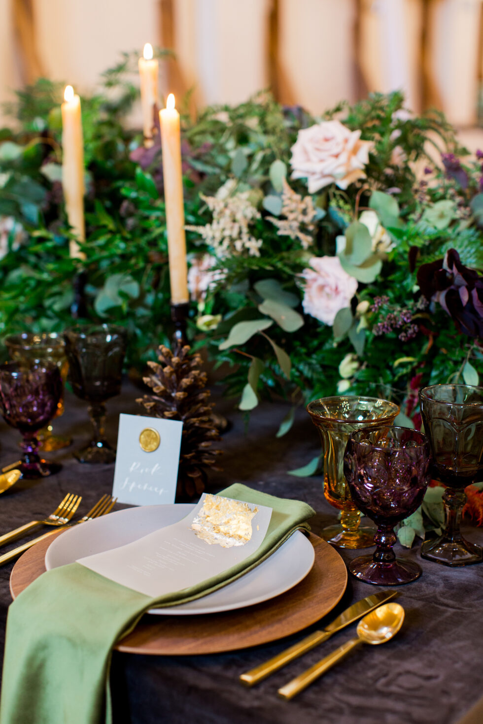 The-Prettiest-Pieces-Fall-Wedding-Winmock-North-Carolina-15