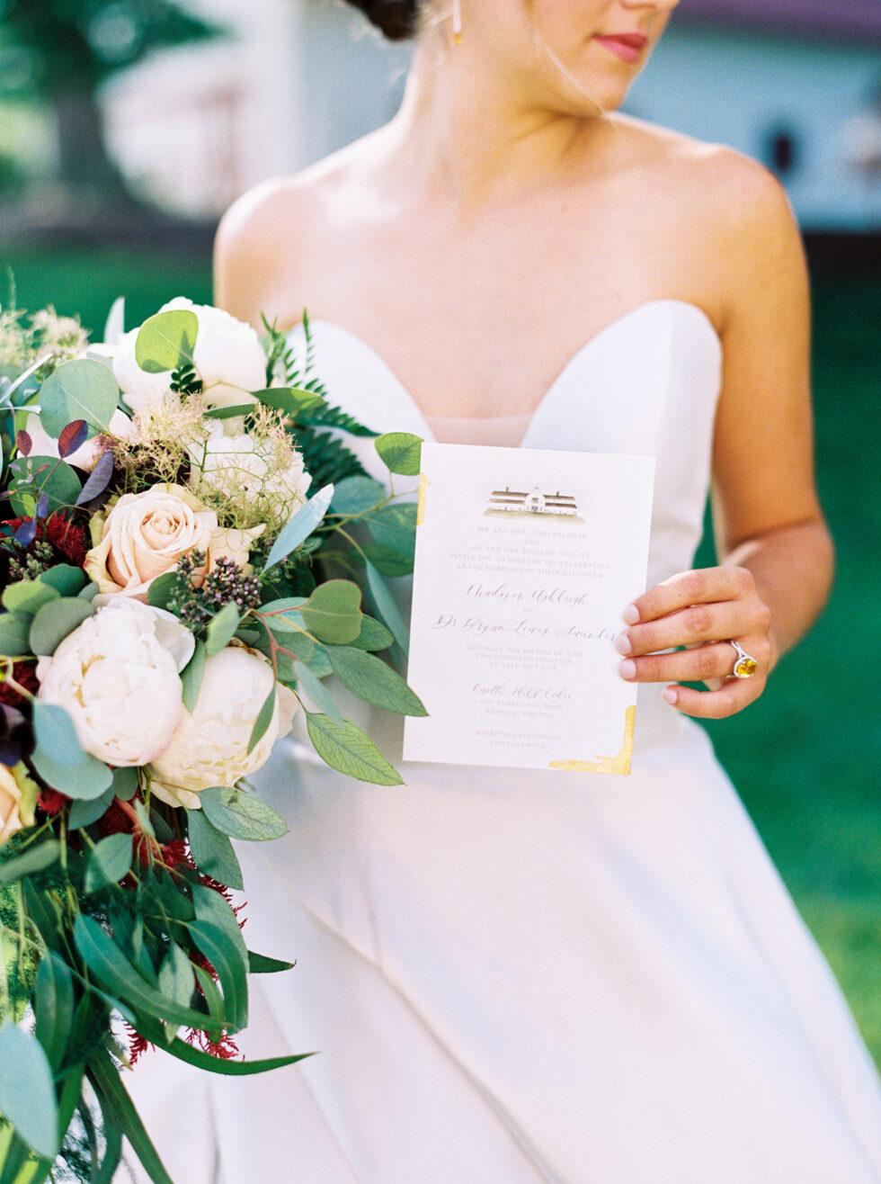 The-Prettiest-Pieces-Fall-Wedding-Winmock-North-Carolina-18