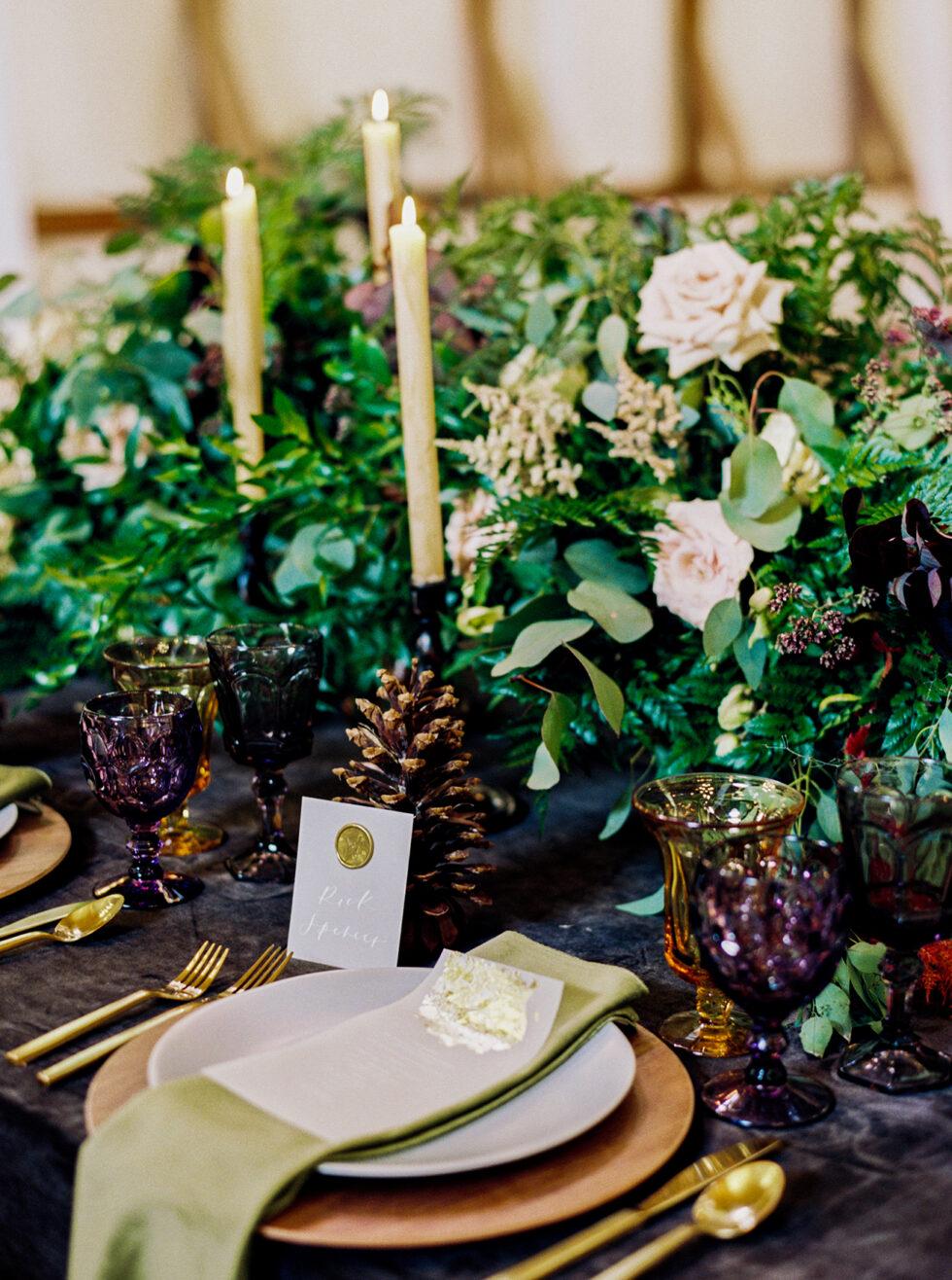 The-Prettiest-Pieces-Fall-Wedding-Winmock-North-Carolina-21