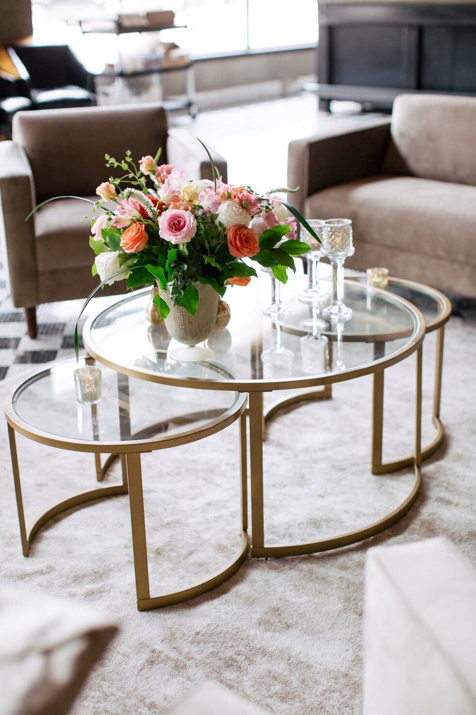 Luxe-Grey-Wedding-Lounge-The-Prettiest-Pieces-NC-10