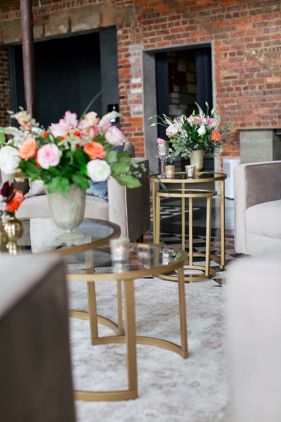 Luxe-Grey-Wedding-Lounge-The-Prettiest-Pieces-NC-12