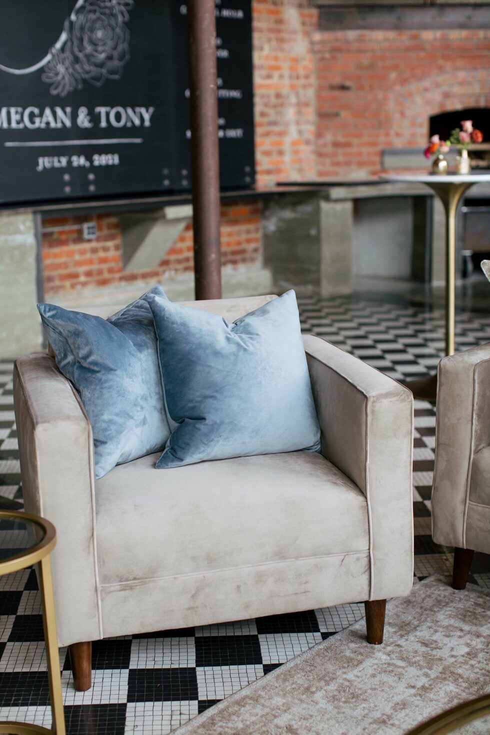 Luxe-Grey-Wedding-Lounge-The-Prettiest-Pieces-NC-17